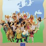 Portada del libro ¡Vamos a explorar Europa!